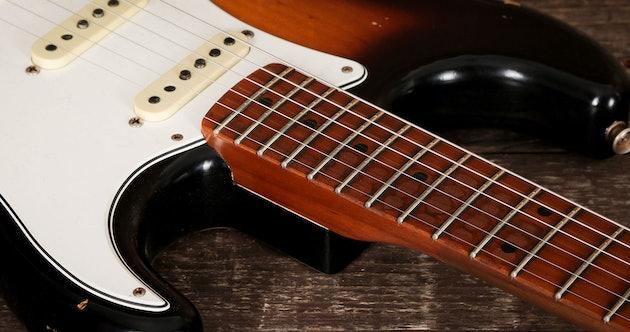 guitar string gauge what should you use andertons blog. Black Bedroom Furniture Sets. Home Design Ideas