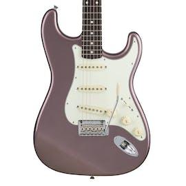 Fender MIJ Traditional '60s Stratocaster in Burgundy Mist Metallic