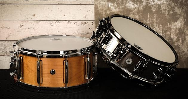 wood vs metal snare drums andertons blog. Black Bedroom Furniture Sets. Home Design Ideas